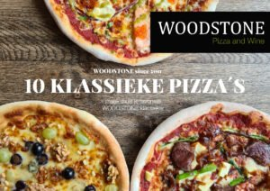 E-book 10 jaar WOODSTONE Pizza